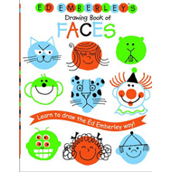 Ed Emberley's Drawing Book of Faces (BOK)