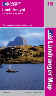Loch Assynt, Lochinver and Kylesku (BOK)