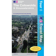 The Cotswolds and Gloucestershire (BOK)