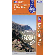 Skye - Trotternish and The Storr (BOK)