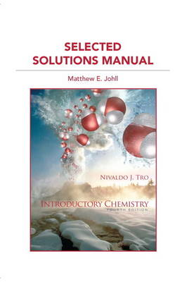 Student Solution Manual for Introductory Chemistry (BOK)