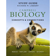 Study Guide for Campbell Biology: Concepts & Connections (BOK)
