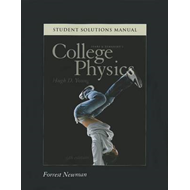 Student Solutions Manual for College Physics (BOK)