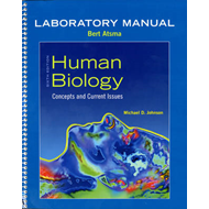 Laboratory Manual for Human Biology: Concepts and Current Issues (BOK)