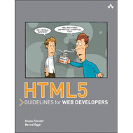 HTML5 Guidelines for Web Developers (BOK)