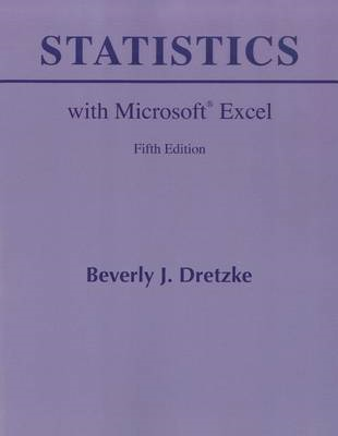 Statistics with Microsoft Excel (BOK)