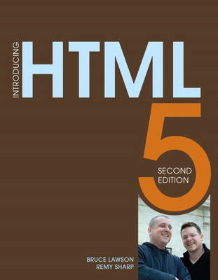 Introducing HTML5 (BOK)