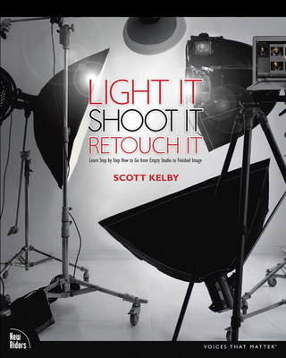 Light It, Shoot It, Retouch It (BOK)