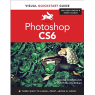 Photoshop CS6: Visual Quickstart Guide (BOK)