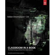 Adobe Dreamweaver CS6 Classroom in a Book (BOK)