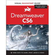 Dreamweaver CS6: Visual Quickstart Guide (BOK)