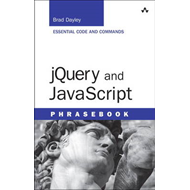 JQuery and JavaScript Phrasebook (BOK)