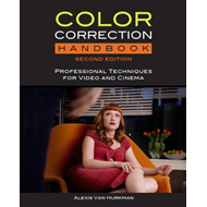 Color Correction Handbook: Professional Techniques for Video and Cinema (BOK)