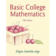 Basic College Mathematics (BOK)