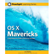 OS X Mavericks: Peachpit Learning Series (BOK)