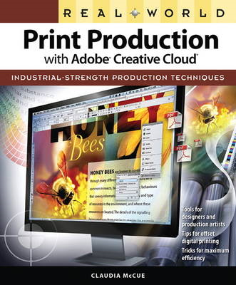 Real World Print Production with Adobe Creative Cloud (BOK)