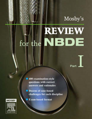 Mosby's Review for the NBDE: Pt. 1 (BOK)