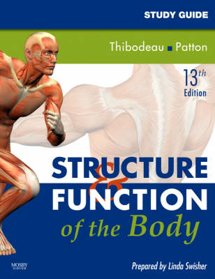 Study Guide for Structure and Function of the Body (BOK)