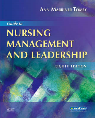 Guide to Nursing Management and Leadership (BOK)