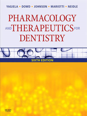 Pharmacology and Therapeutics for Dentistry (BOK)