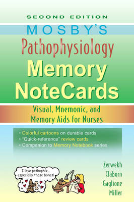 Mosby's Pathophysiology Memory NoteCards (BOK)