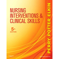 Nursing Interventions & Clinical Skills (BOK)