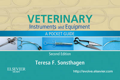 Veterinary Instruments and Equipment: A Pocket Guide (BOK)