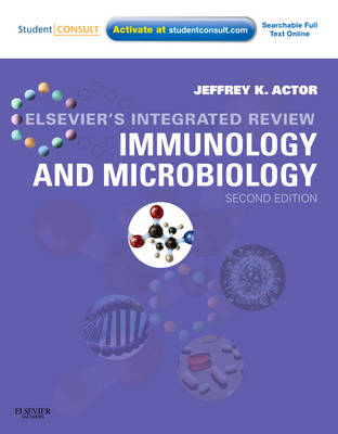 Elsevier's Integrated Review Immunology and Microbiology (BOK)