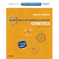 Elsevier's Integrated Review Genetics (BOK)