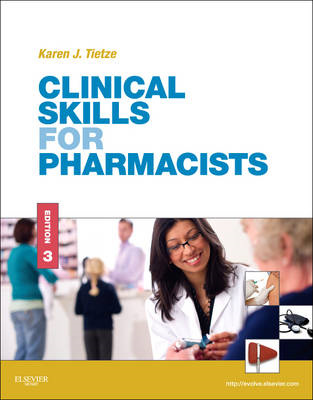Clinical Skills for Pharmacists (BOK)