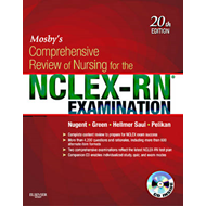 Mosby's Comprehensive Review of Nursing for the NCLEX-RN� (BOK)