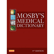 Mosby's Medical Dictionary (BOK)