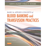 Basic & Applied Concepts of Blood Banking and Transfusion Pr (BOK)