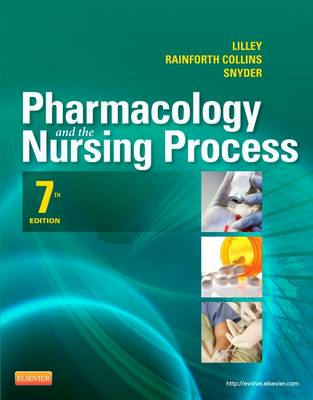 Pharmacology and the Nursing Process (BOK)