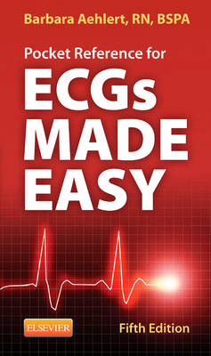 Pocket Reference for ECGs Made Easy (BOK)