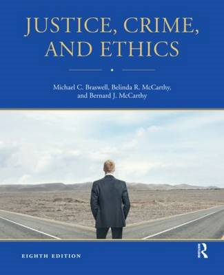 Justice, Crime, and Ethics (BOK)