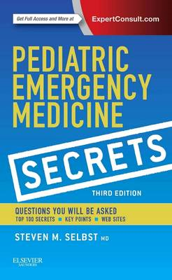 Pediatric Emergency Medicine Secrets (BOK)