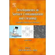 Developments in Surface Contamination and Cleaning, Volume 7 (BOK)