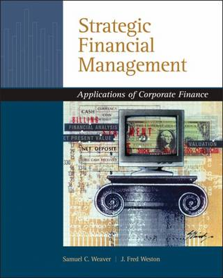 Strategic Financial Management: Application of Corporate Finance: WITH Printed Access Card Thomson O (BOK)