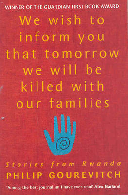 We Wish to Inform You That Tomorrow We Will be Killed with O (BOK)
