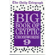 "The ""Daily Telegraph"" Big Book of Cryptic Crosswords: Bk.9 (BOK)"