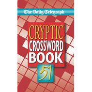 "The ""Daily Telegraph"" Cryptic Crossword Book: No. 51 (BOK)"