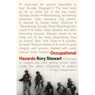Occupational Hazards: My Time Governing in Iraq (BOK)