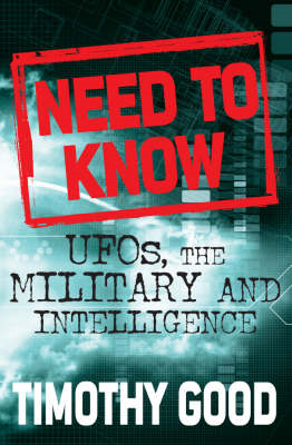 Need to Know: UFOs, the Military and Intelligence (BOK)