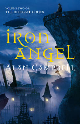 Iron Angel (BOK)