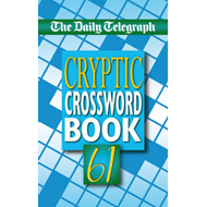 """Daily Telegraph"" Cryptic Crosswords 61 (BOK)"