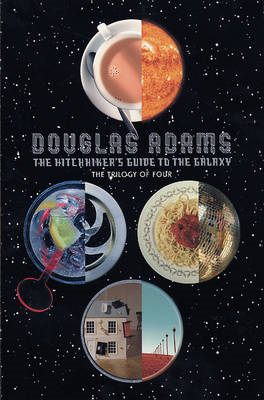 The Hitchhiker's Guide to the Galaxy: The Trilogy of Four (BOK)