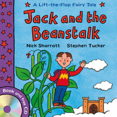 Lift-the-flap Fairy Tales: Jack and the Beanstalk (BOK)