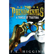 Phenomenals: A Tangle of Traitors (BOK)