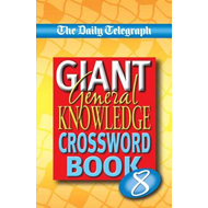 """Daily Telegraph"" Giant General Knowledge Crosswords 8 (BOK)"